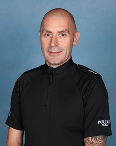 Chief Superintendent Mark Sutherland