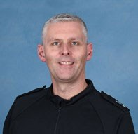 Chief Superintendent Allan Waddell